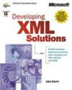 Developing XML Solutions