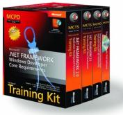 McPd Self-Paced Training Kit (Exams 70-536, 70-526, 70-548)