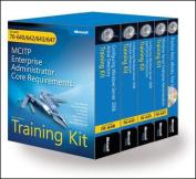MCITP Self-paced Training Kit (Exams 70-640, 70-642, 70-643, 70-647)