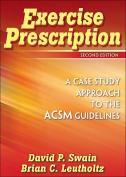Exercise Prescription - 2nd Edition
