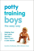 Potty Training for Boys the Easy Way
