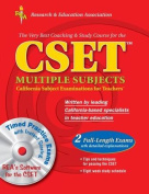 Cset Multiple Subjects W/CD-ROM (Rea) - The Best Test Preparation