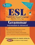 ESL Grammar Intermediate/Advanced