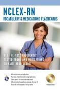 NCLEX-RN Vocabulary and Medications Flashcard Book W/ CD (Nursing