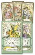 Mystic Faerie Tarot Cards [With 312 Page Book and 78 Card Deck]