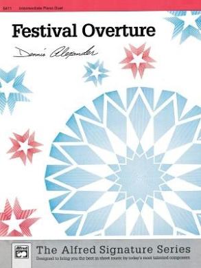 Festival Overture: Sheet