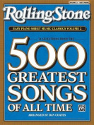Rolling Stone Easy Piano Sheet Music Classics, Volume 2