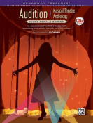 Broadway Presents! Teens' Audition Sourcebook -- Female Edition