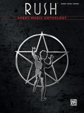 Rush -- Sheet Music Anthology: Piano/Vocal/Guitar (Sheet Music Anthology)