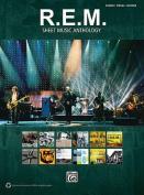 R.E.M. Sheet Music Anthology