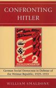 Confronting Hitler