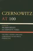Czernowitz at 100