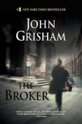 The Broker [Large Print]