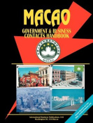 Macao Government and Business Contacts Handbook