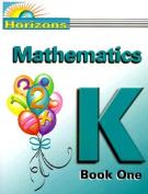 Horizons Math K Student Book 1