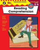 Reading Comprehension, Grades 3 - 4