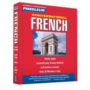 Pimsleur French Conversational Course - Level 1 Lessons 1-16 CD [Audio]