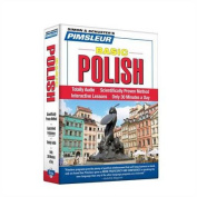 Pimsleur Polish Basic Course - Level 1 Lessons 1-10 CD [Audio]