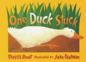 One Duck Stuck Board Book [Board book]