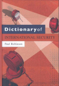 Dictionary of International Security