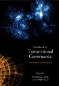 Handbook of Transnational Governance