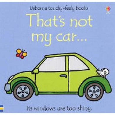 That's Not My Car (That's Not My...) [Board book]