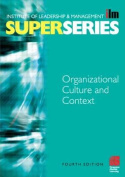 Organisational Culture and Context