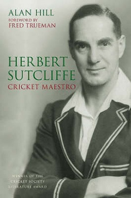 Herbert Sutcliffe Cricket Maestro