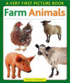 Farm Animals (Very First Picture Book Series) [Board book]