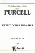 Fifteen Songs and Arias