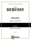 Preludes, Books I & II Complete