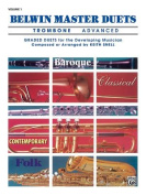Belwin Master Duets: Trombone, Volume 1