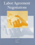 Labor Agreement Negotiations