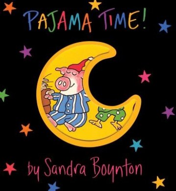 Pajama Time! [Board Book]