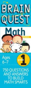 Brain Quest Grade 1 Math
