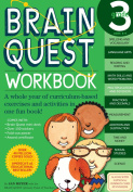 Brain Quest Grade 3 Workbook [With Stickers]