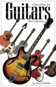 Guitars Calendar 2011