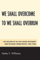 We Shall Overcome to We Shall Overrun