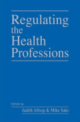 Regulating the Health Professions