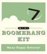Mini Boomerang Kit