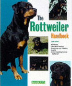 The Rottweiler (Pet Handbooks)