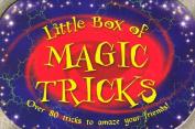 Little Box of Magic Tricks [With Magic Books and Magic Trick Accessories]