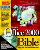 Microsoft Office 2000 Bible [With *]