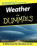 Wiley Publishing 137010 Weather for Dummies - John D. Cox