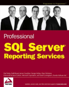 Professional SQL Server Reporting Services