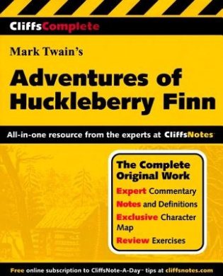 The Adventures of Huckleberry Finn: Complete Study Edition