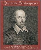 Quotable Shakespeare