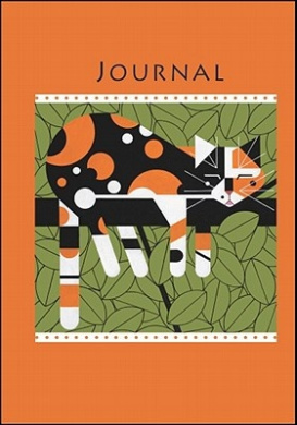 Charley Harper Limp on a Limb Journal AA637