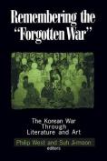 "Remembering the ""Forgotten War"""