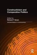 Constructivism and Comparative Politics